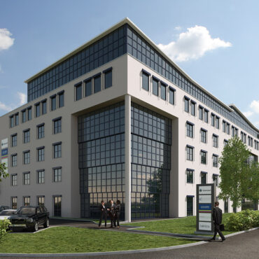 """thumbnail LC vermietet rund 9.000 m² im """"GATE ELEVEN"""" an das Land Baden-Württemberg"""